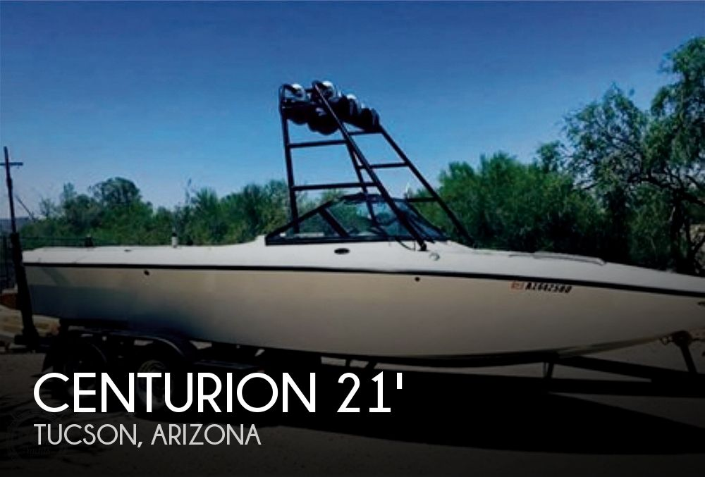 Used Boats For Sale in Tucson, Arizona by owner | 1999 21 foot Centurion Elite V-Drive