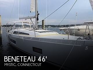 2019 BENETEAU OCEANIS 46.1 for sale
