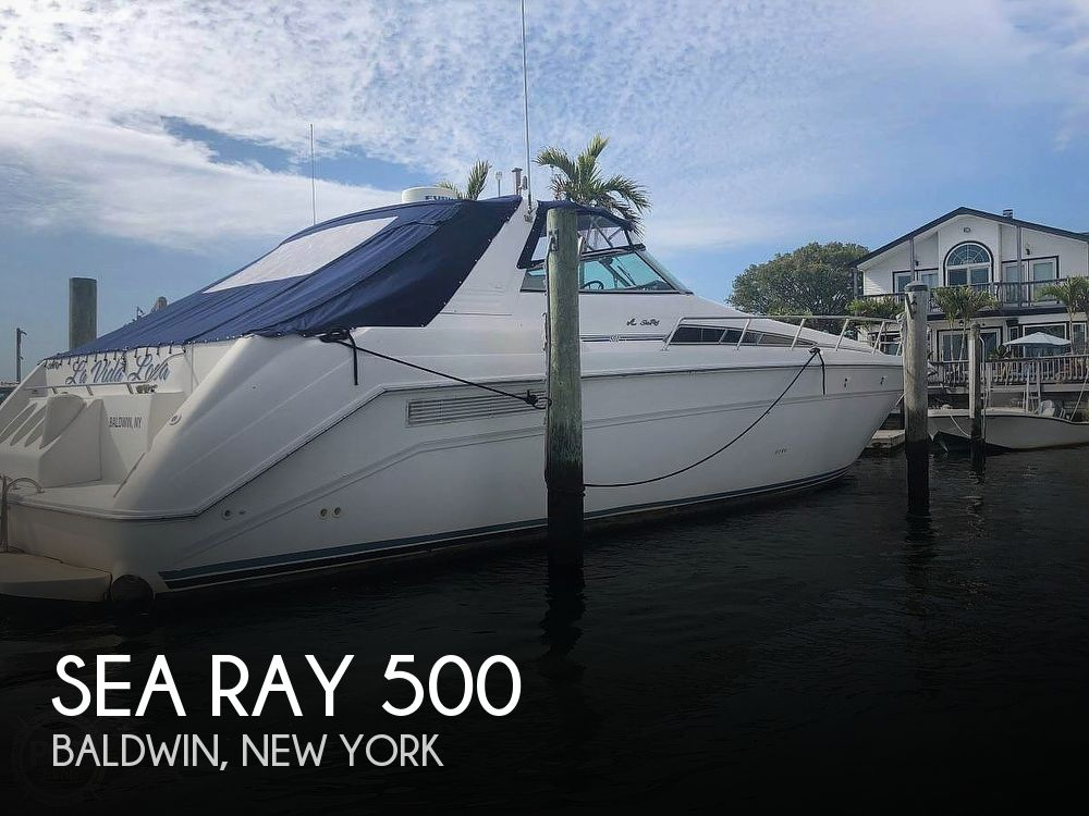 Used Sea Ray Boats For Sale in New York by owner | 1992 Sea Ray 500 Sundancer