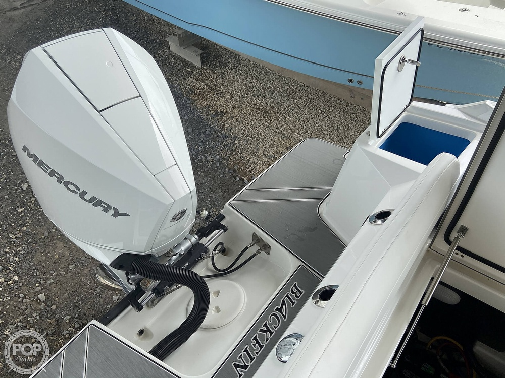 2019 Blackfin boat for sale, model of the boat is 212 CC & Image # 21 of 41