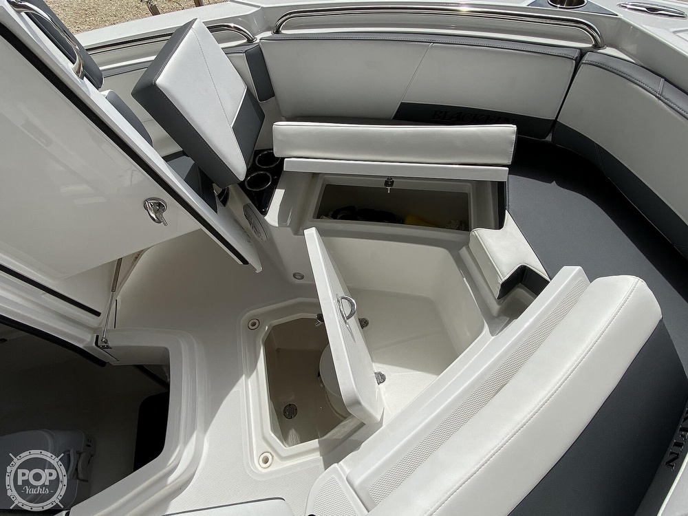 2019 Blackfin boat for sale, model of the boat is 212 CC & Image # 37 of 41