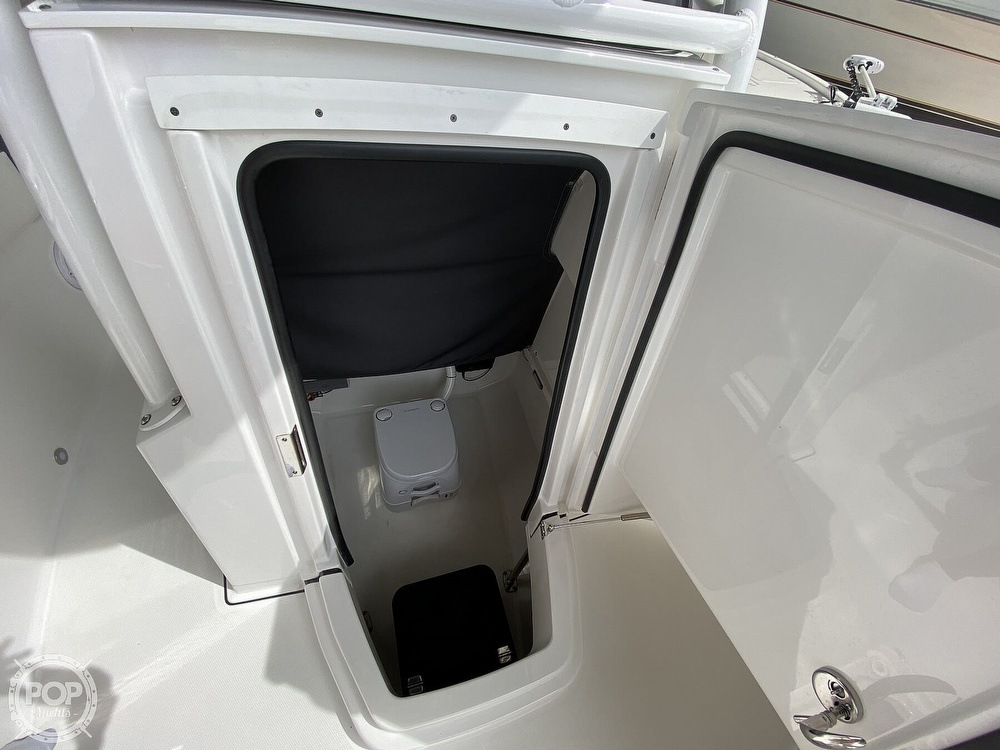 2019 Blackfin boat for sale, model of the boat is 212 CC & Image # 40 of 41