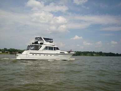 Hatteras 58 Yachtfish, 58, for sale - $225,000