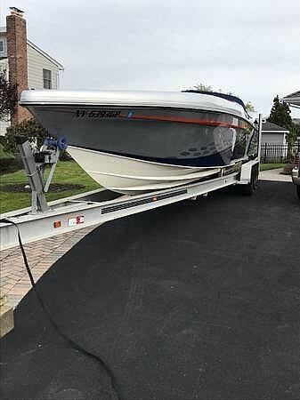 2015 Hustler boat for sale, model of the boat is 39 Rockit & Image # 2 of 8