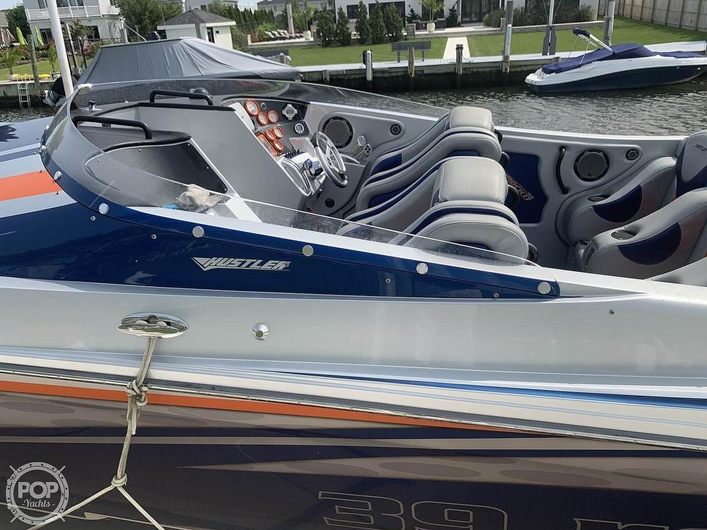 2015 Hustler boat for sale, model of the boat is 39 Rockit & Image # 4 of 40