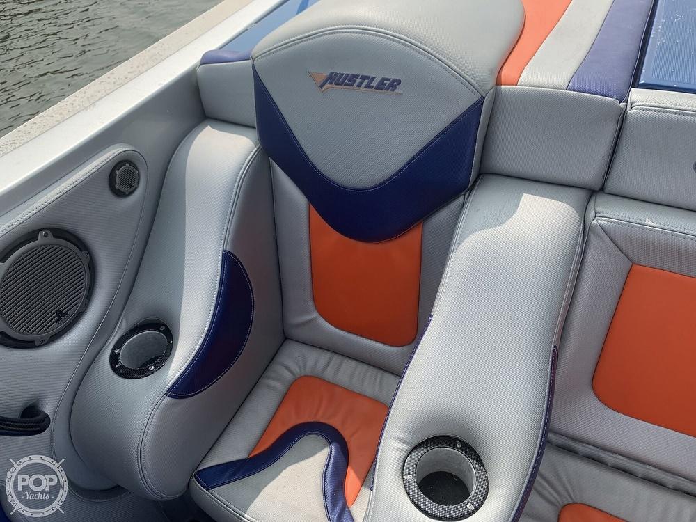 2015 Hustler boat for sale, model of the boat is 39 Rockit & Image # 26 of 40