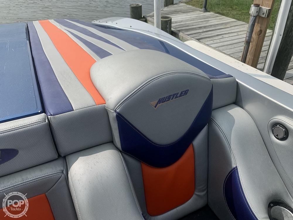2015 Hustler boat for sale, model of the boat is 39 Rockit & Image # 28 of 40