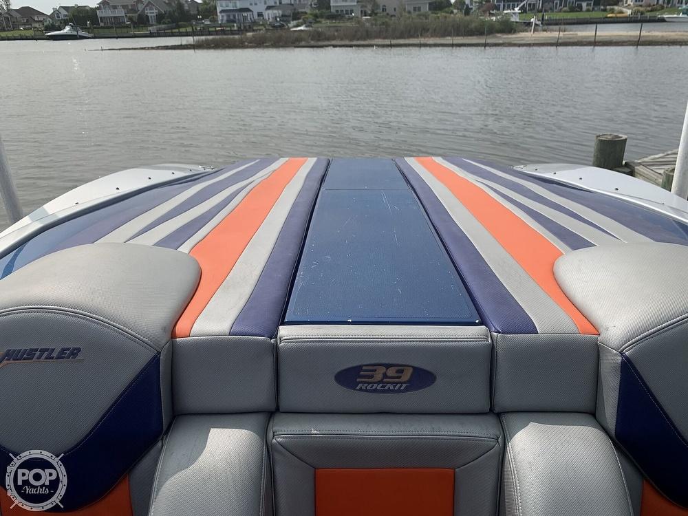 2015 Hustler boat for sale, model of the boat is 39 Rockit & Image # 6 of 40