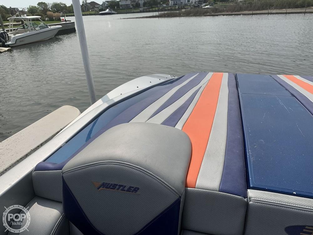 2015 Hustler boat for sale, model of the boat is 39 Rockit & Image # 31 of 40