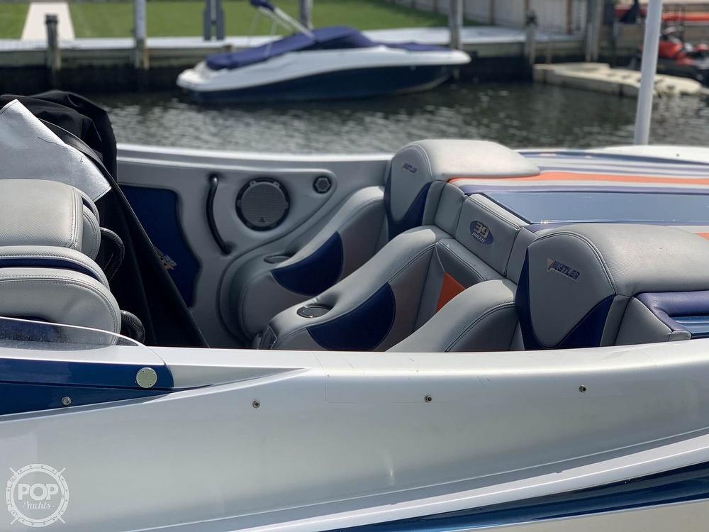 2015 Hustler boat for sale, model of the boat is 39 Rockit & Image # 3 of 40