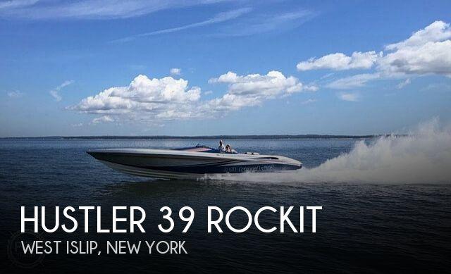 2015 Hustler boat for sale, model of the boat is 39 Rockit & Image # 1 of 40