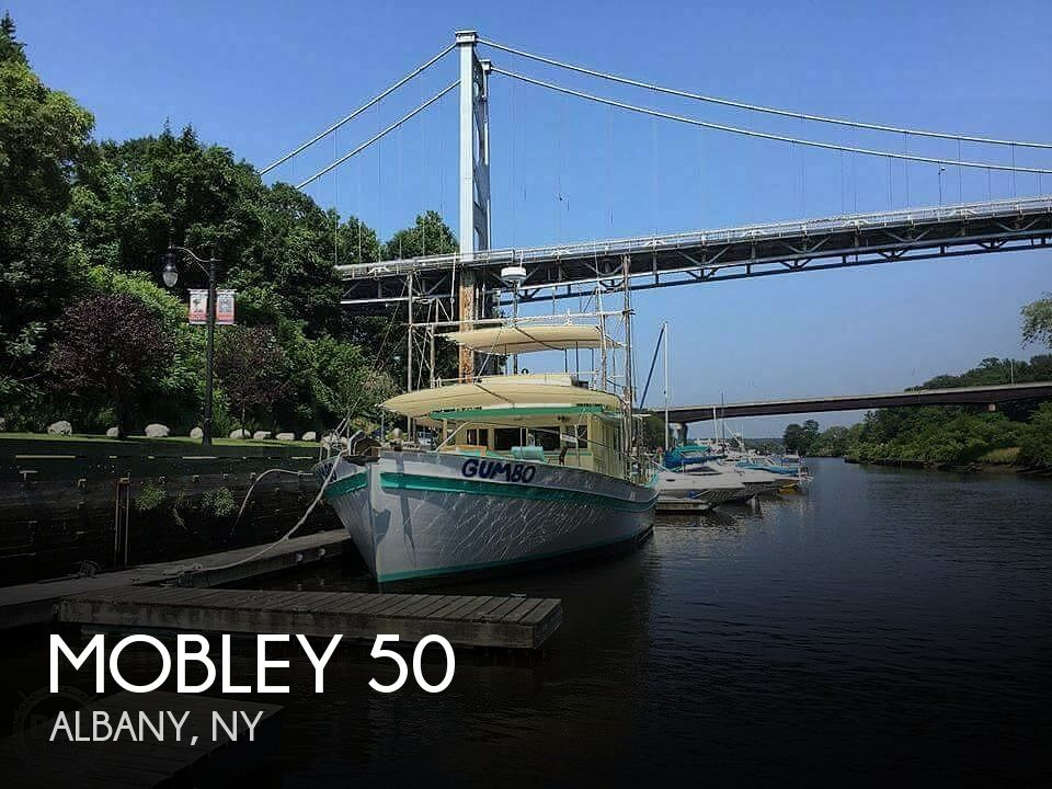 Used Boats For Sale in Springfield, Massachusetts by owner | 1984 Mobley 50