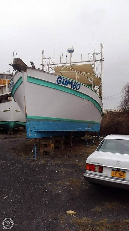 1984 Mobley boat for sale, model of the boat is 50 & Image # 4 of 37