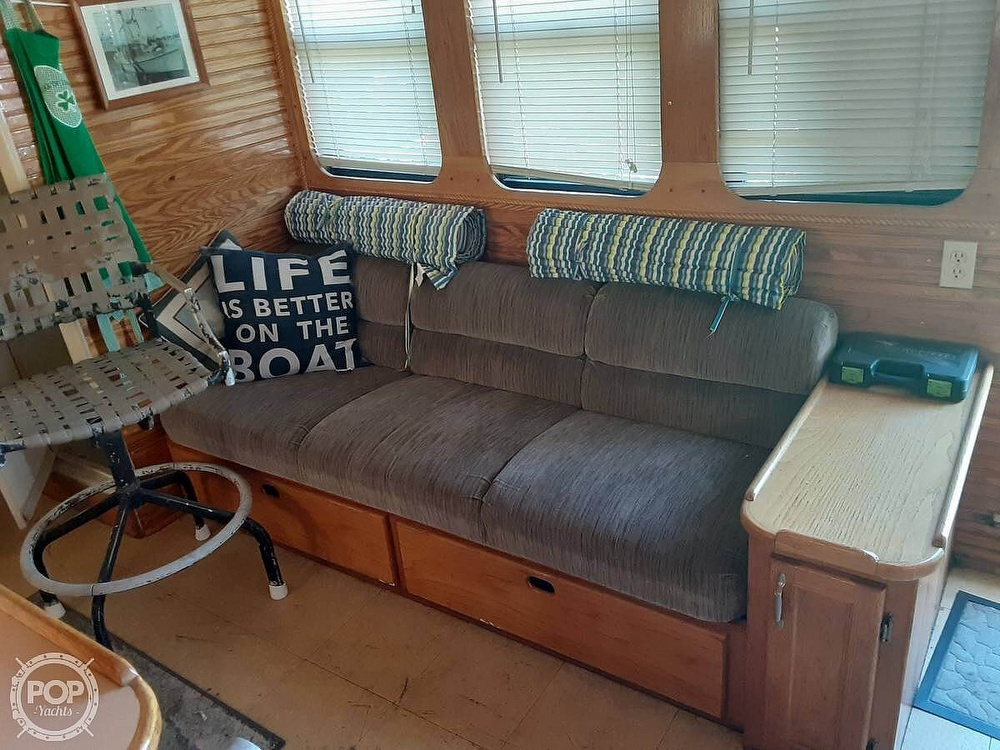 1984 Mobley boat for sale, model of the boat is 50 & Image # 8 of 37