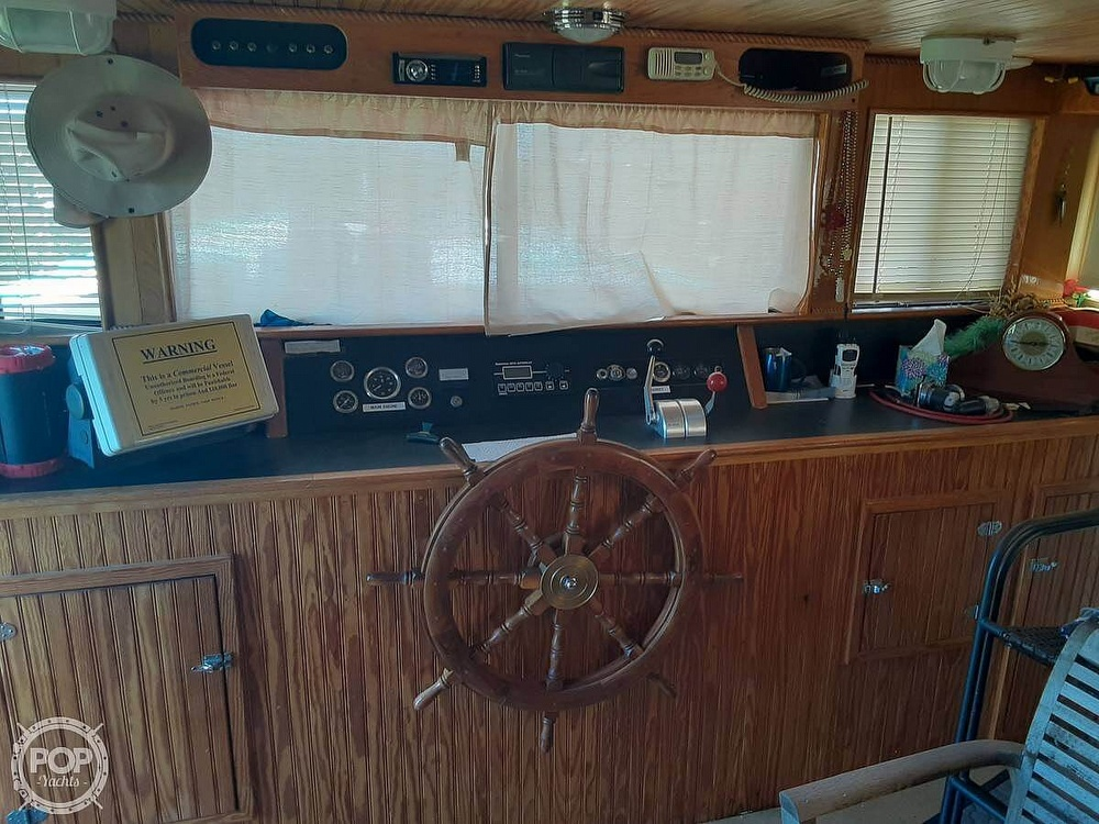 1984 Mobley boat for sale, model of the boat is 50 & Image # 9 of 37