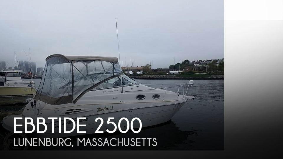 Used Ebbtide Boats For Sale by owner | 2004 Ebbtide Mystique 2500 MID CABIN