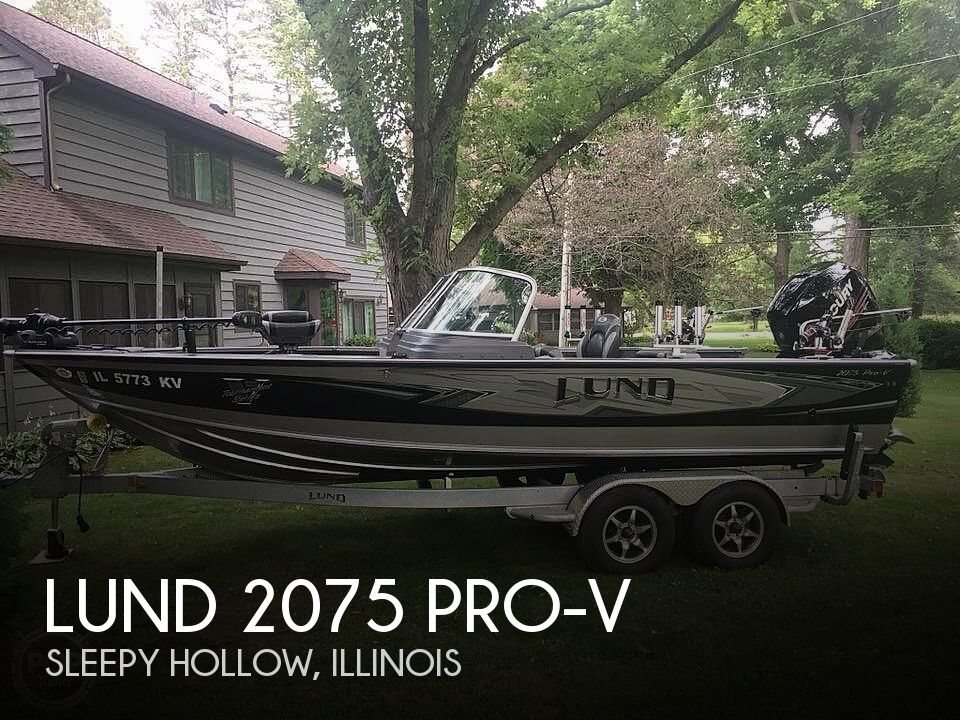 Used Boats For Sale in Rockford, Illinois by owner | 2016 Lund 24