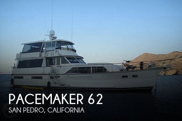 Used Motoryachts For Sale in California by owner | 1975 Pacemaker 62