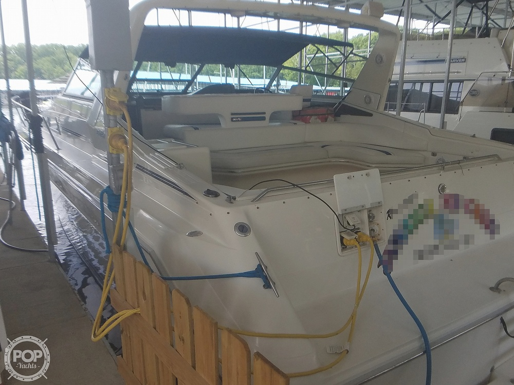 1991 Sea Ray boat for sale, model of the boat is Sundancer 440 & Image # 2 of 40