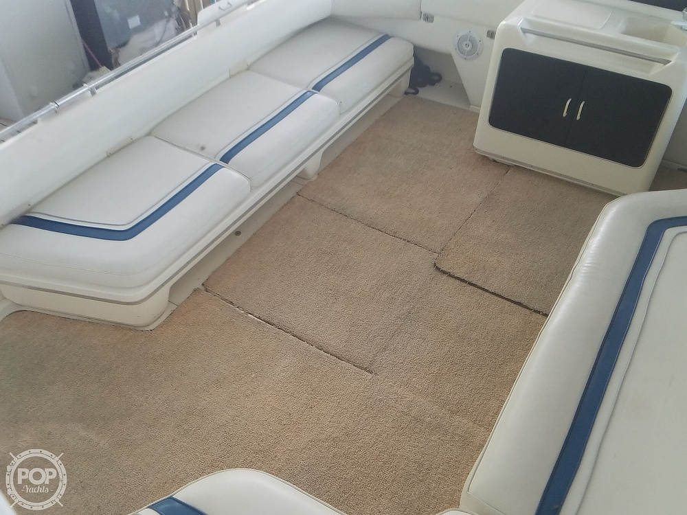 1991 Sea Ray boat for sale, model of the boat is Sundancer 440 & Image # 36 of 40