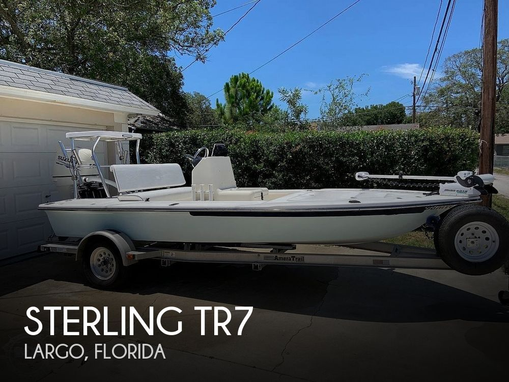 Used Sterling Boats For Sale by owner | 2005 Sterling TR7