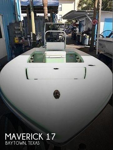 Used Maverick Boats For Sale by owner | 2019 Maverick 17 HPX-V II
