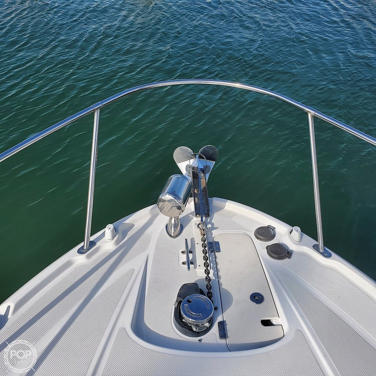 2008 Bayliner boat for sale, model of the boat is 340 Express Cruiser & Image # 25 of 41