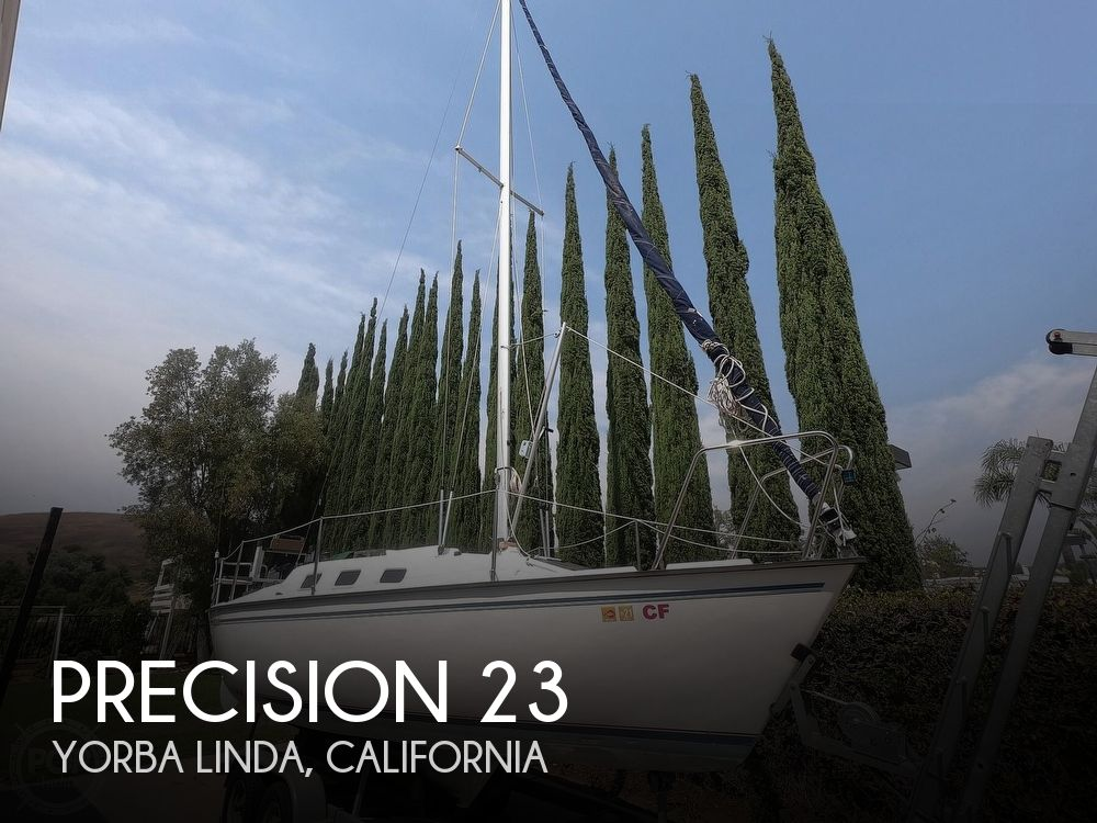 2004 Precision boat for sale, model of the boat is 23 & Image # 1 of 41