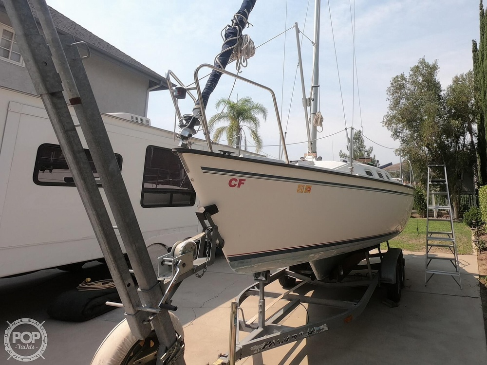 2004 Precision boat for sale, model of the boat is 23 & Image # 5 of 41