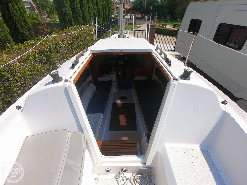 2004 Precision boat for sale, model of the boat is 23 & Image # 11 of 41