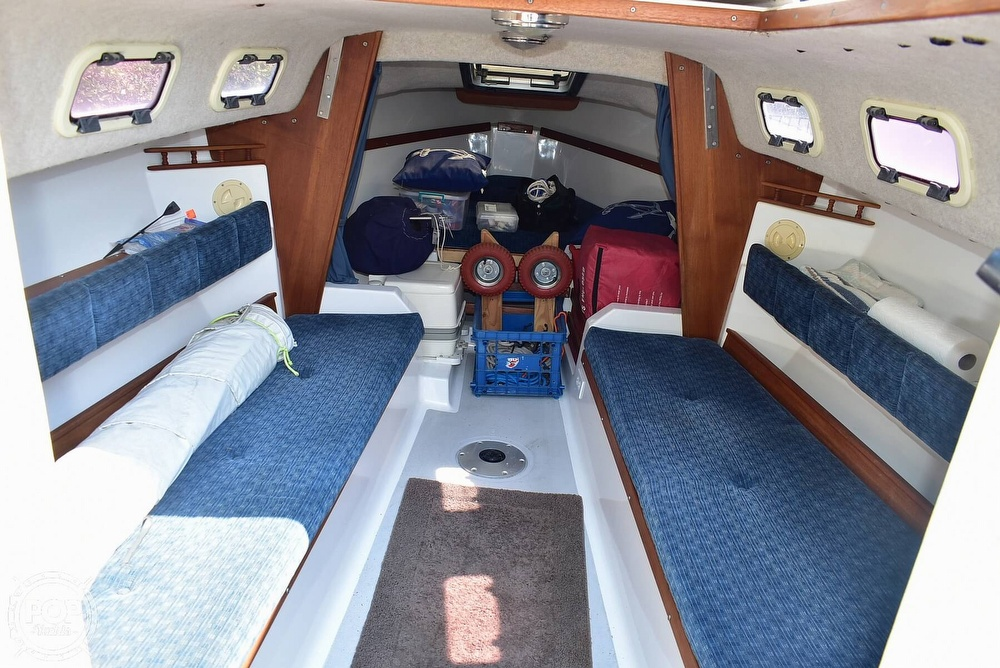 2004 Precision boat for sale, model of the boat is 23 & Image # 12 of 41