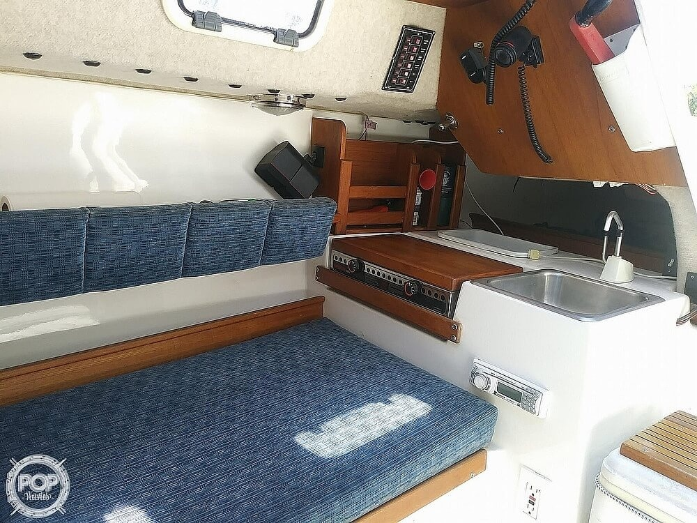 2004 Precision boat for sale, model of the boat is 23 & Image # 17 of 41