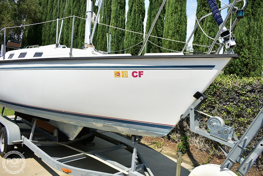2004 Precision boat for sale, model of the boat is 23 & Image # 26 of 41