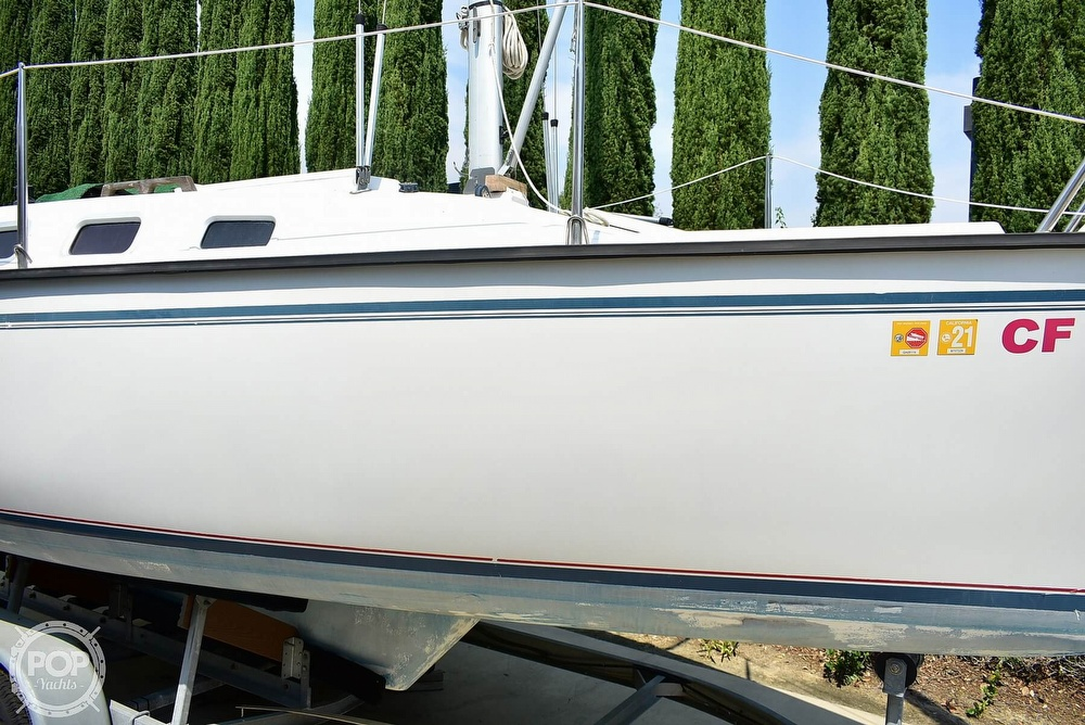 2004 Precision boat for sale, model of the boat is 23 & Image # 27 of 41