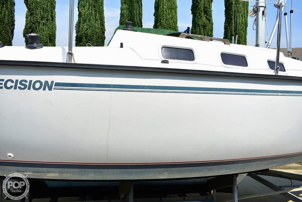 2004 Precision boat for sale, model of the boat is 23 & Image # 29 of 41