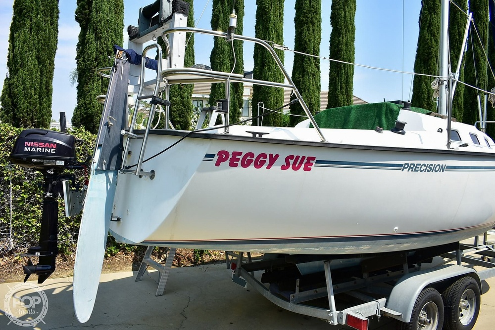 2004 Precision boat for sale, model of the boat is 23 & Image # 30 of 41