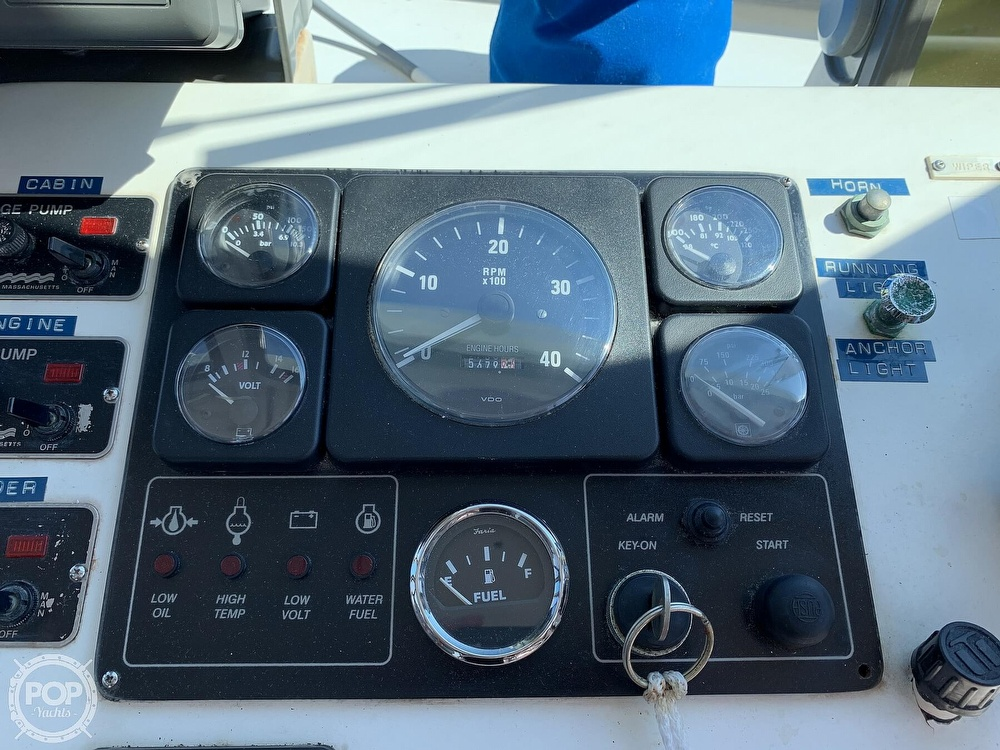 1998 Markley boat for sale, model of the boat is 46 & Image # 37 of 40