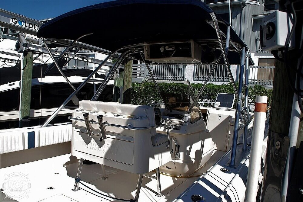 1997 Intrepid boat for sale, model of the boat is 356 Cuddy & Image # 3 of 40
