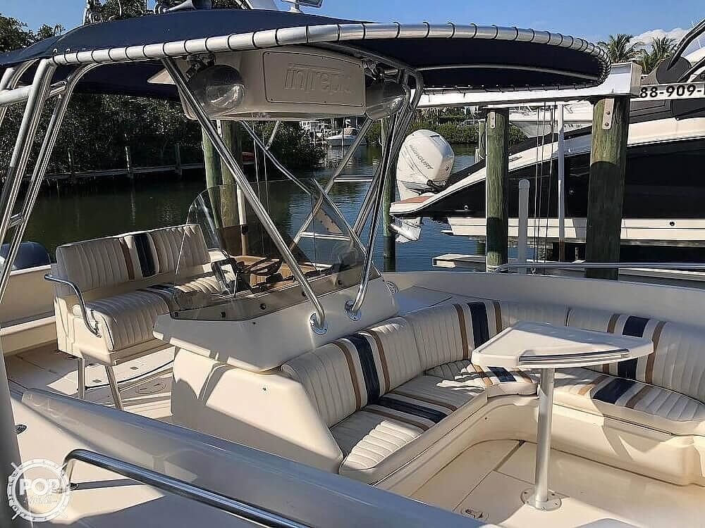 1997 Intrepid boat for sale, model of the boat is 356 Cuddy & Image # 5 of 40
