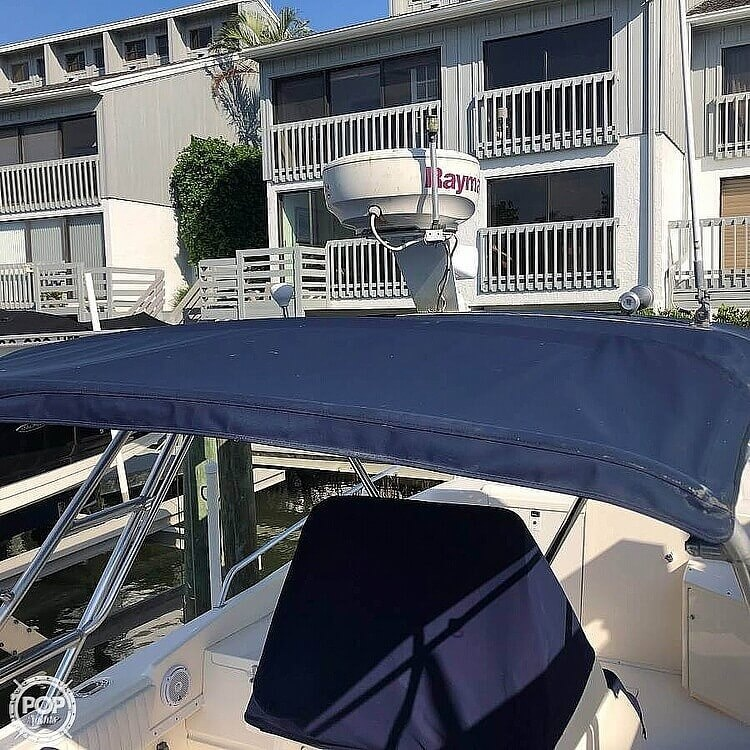 1997 Intrepid boat for sale, model of the boat is 356 Cuddy & Image # 8 of 40