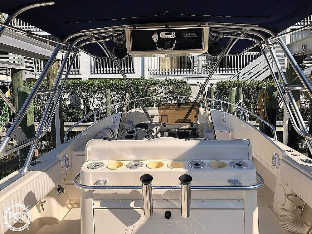 1997 Intrepid boat for sale, model of the boat is 356 Cuddy & Image # 11 of 40