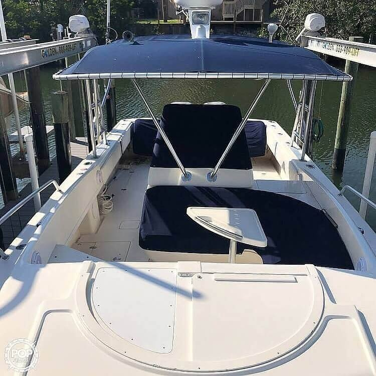 1997 Intrepid boat for sale, model of the boat is 356 Cuddy & Image # 13 of 40