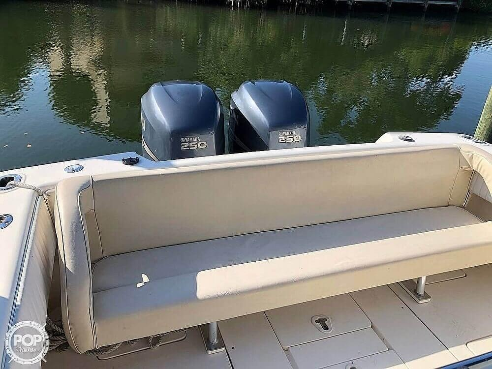 1997 Intrepid boat for sale, model of the boat is 356 Cuddy & Image # 17 of 40