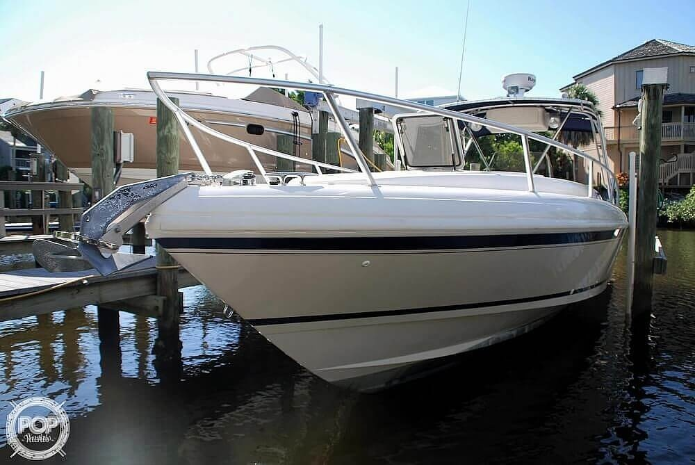 1997 Intrepid boat for sale, model of the boat is 356 Cuddy & Image # 22 of 40