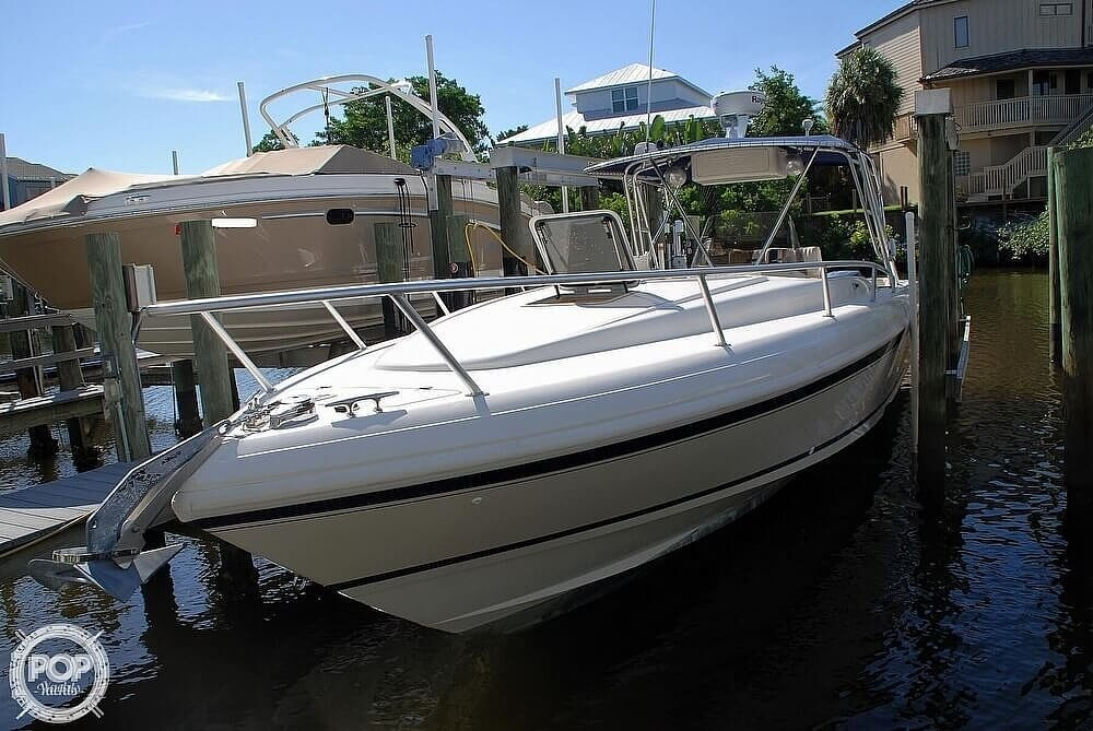 1997 Intrepid boat for sale, model of the boat is 356 Cuddy & Image # 23 of 40