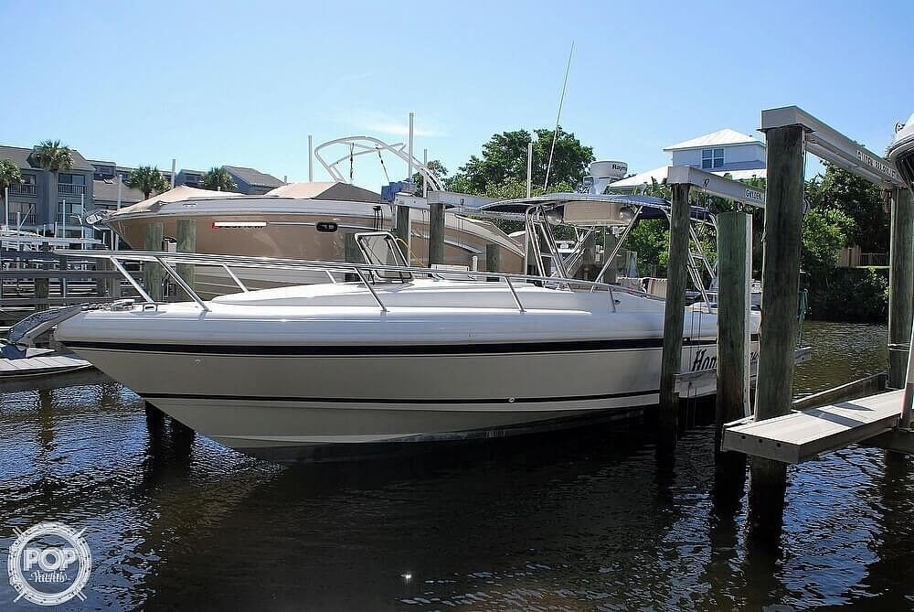 1997 Intrepid boat for sale, model of the boat is 356 Cuddy & Image # 24 of 40
