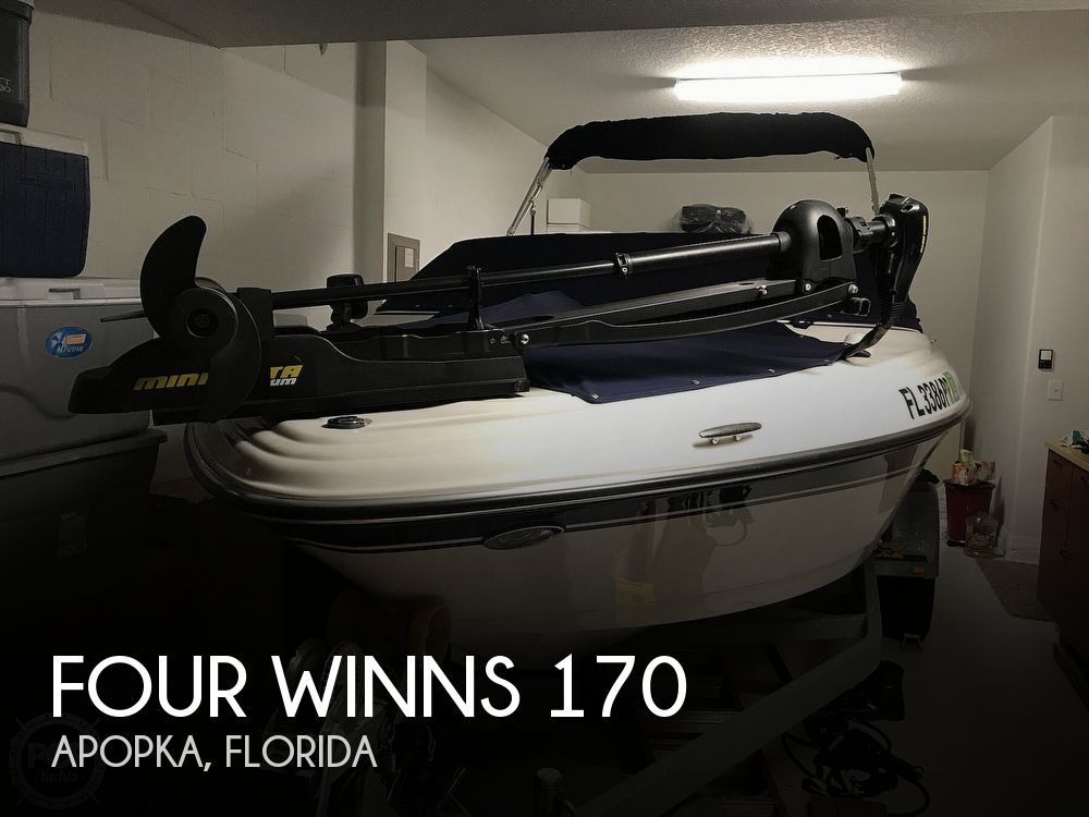 Used Four Winns 17 Boats For Sale by owner | 2005 Four Winns 170 F/S Horizon