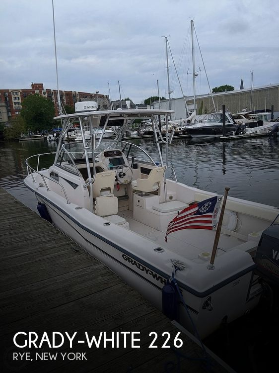 Used Grady-White Boats For Sale in New York, New York by owner | 2000 Grady-White Seafarer 226