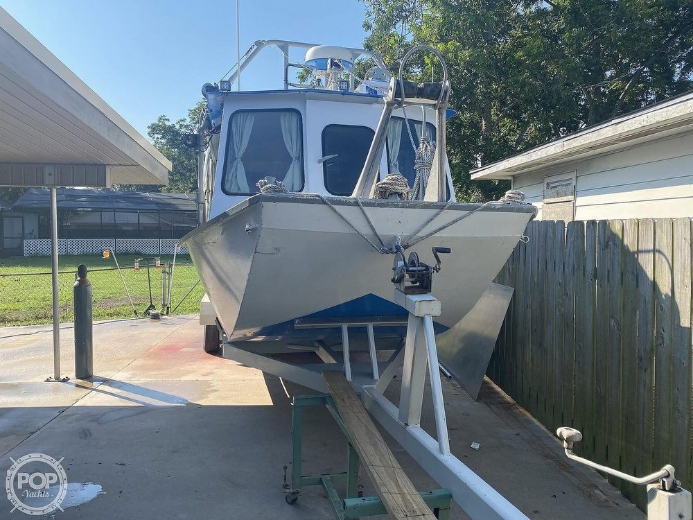 2010 Custom boat for sale, model of the boat is 30 & Image # 2 of 40