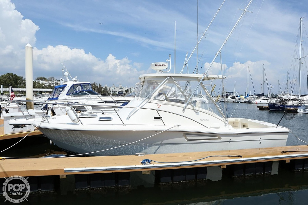 1996 Pursuit boat for sale, model of the boat is 3000 Offshore & Image # 2 of 40